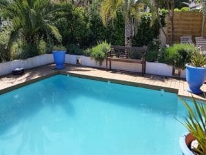 Terrasse piscine Brico Bois