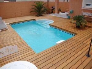 contour piscine bois brico bois agde