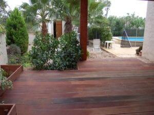 terrasse bois exotique agde brico bois